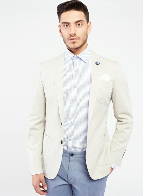 Altınyıldız Classics Blazer Ceket Bej
